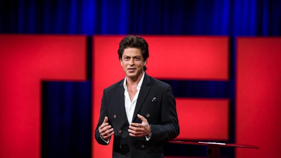 Shahrukh Khan TED TALK 2