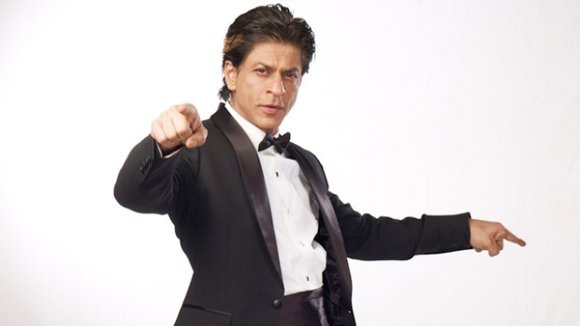 Shahrukh Khan TED TALK