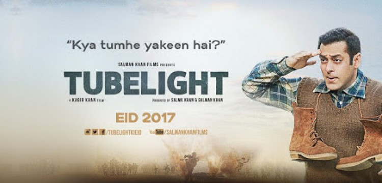 Official Trailer – Tubelight