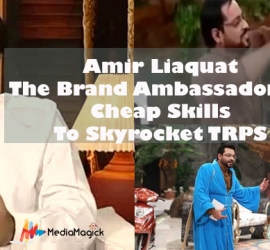 Amir Liaquat Once A Cheap Always A Cheap