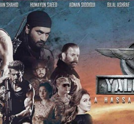 Yalghaar – Minus The VFX Effects And Technological Edge, It's A Fluff