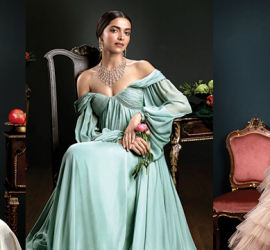 Deepika Padukone – The Cinderella, Belle And Red Riding Hood