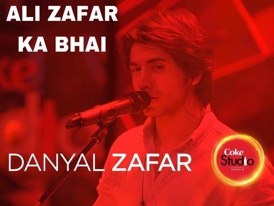 Coke studio Daniyal zafar