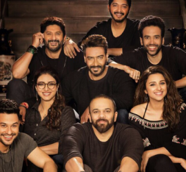 Golmaal Again – Mindless Box Office Blockbuster