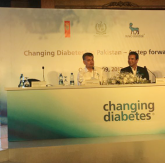International Changing Diabetes Campaign Comes To Pakistan