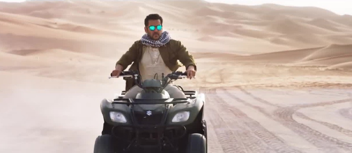 Tiger zinda hai trailer review 1
