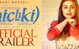 Hichki-Trailer