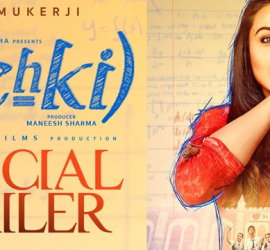 Rani Mukherjee Will Make A Comeback with Hichki