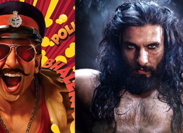 After Alauddin Khaljee, Ranveer Singh Transforms In To Simmba