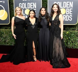 75th Annual Golden Globe Awards 2018