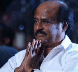 Tamil Mega-Movie Star Rajnikanth to Step into Politics