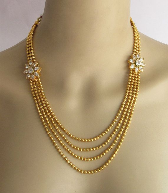 layered necklace 1