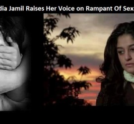 Nadia Jamil Raises Her Voice on Rampant Of Sexual Abuse