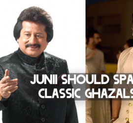 Junii Zeyad Should Spare Classic Ghazals