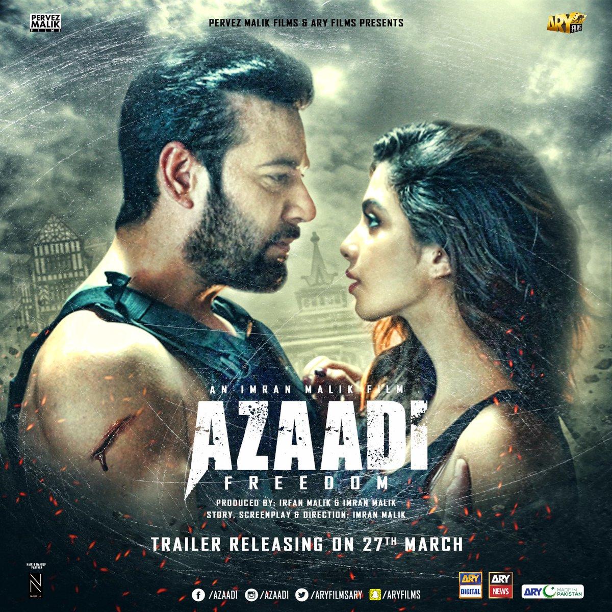Azaadi Trailer review mediamagick com2