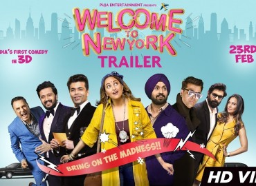 Welcome To New York – A 3D Film With No 3D Effects