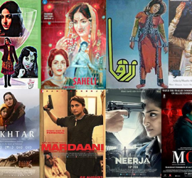 Recalling 21 Women Centric Films From Indo-Pak Cinema