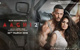 Baaghi 2 movie review 4 mediamagick d