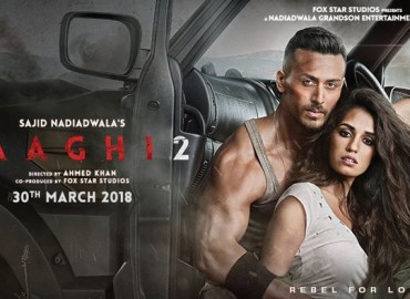 Baaghi 2 – An Action Film Not To Be Missed