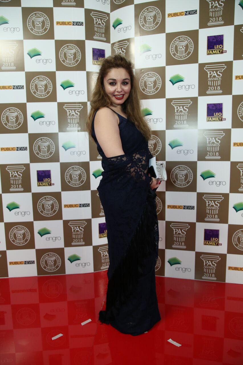Jahanara Khan - Pas Awards 2018 Mediamagick