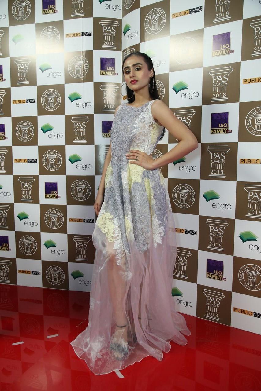 Mashal Khan - Pas Awards 2018 Mediamagick