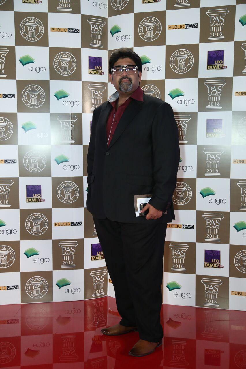 Shafiq Siddiqui - Pas Awards 2018 Mediamagick