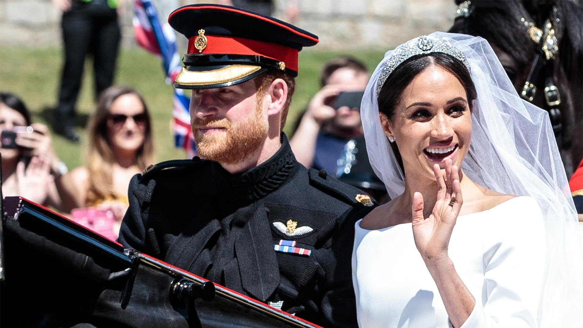 Prince Harry and Meghan Markle Royal Wedding 8