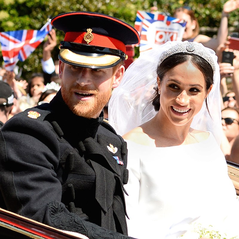 Prince Harry and Meghan Markle Royal Wedding 9