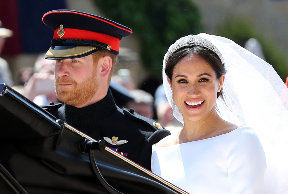 Prince Harry and Meghan Markle Royal Wedding 11