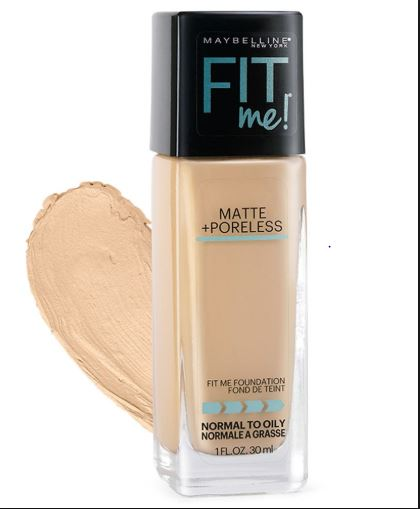 Maybelline New York Fit Me Matte