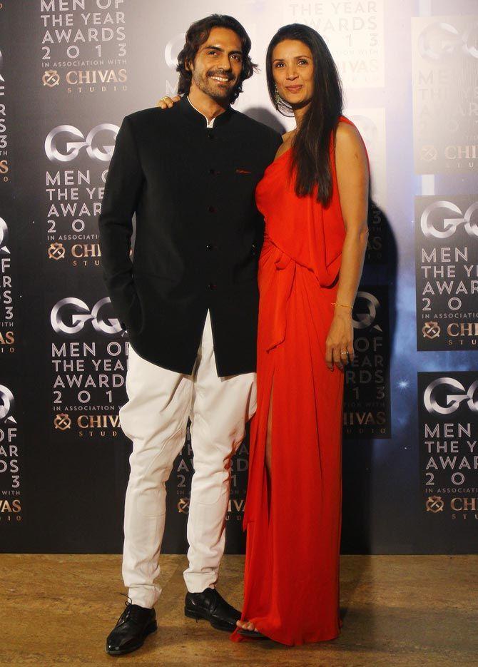 Arjun Rampal and Mehr Jesia Part ways 10