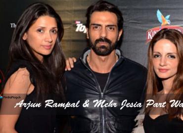 Arjun Rampal And Mehr Jesia Rampal Part Ways on Good Note!
