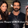 Arjun Rampal And Mehr Jesia Rampal Part Ways on Good Note!