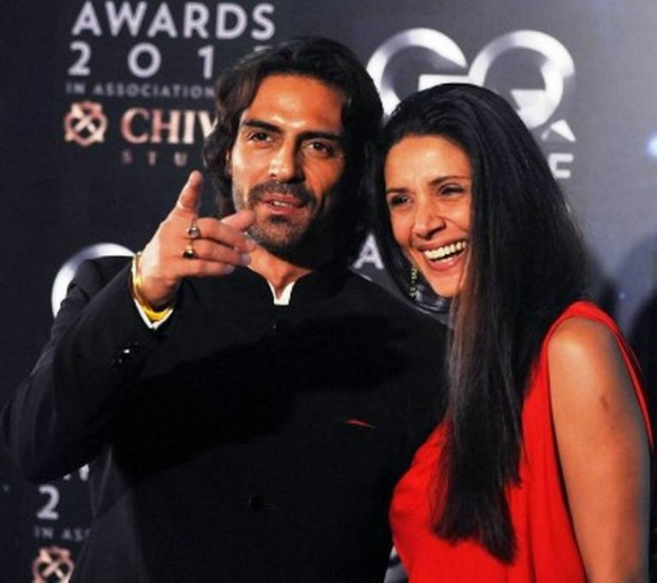 Arjun Rampal and Mehr Jesia Part ways 4