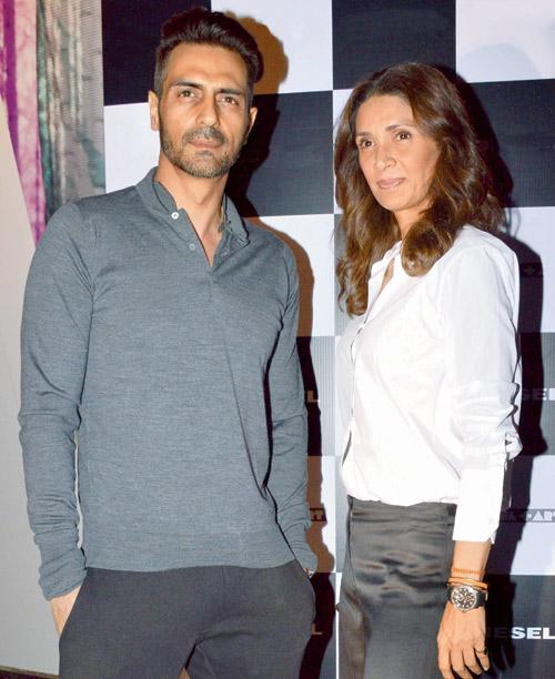 Arjun Rampal and Mehr Jesia Part ways 6