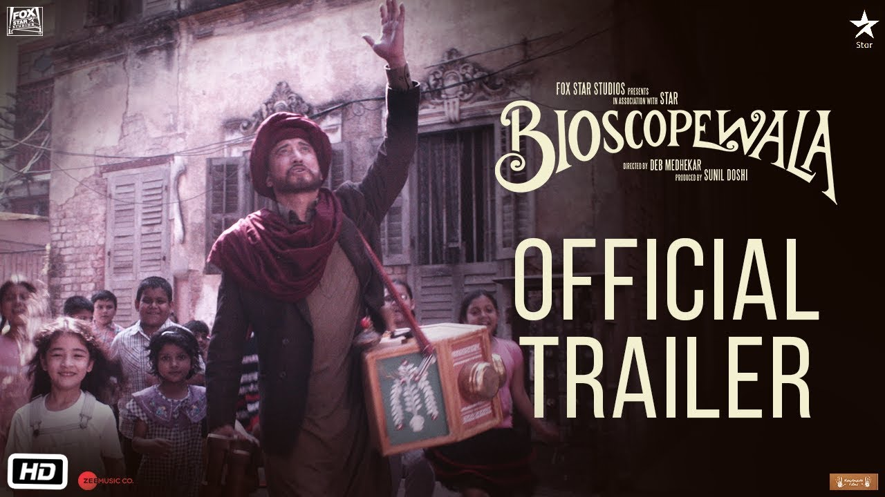 Bioscopewala-Trailer