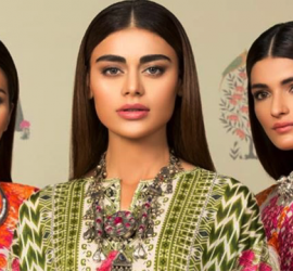 Khaadi Launch of Summer Vibes 2 Piece Unstitched Lawn Collection