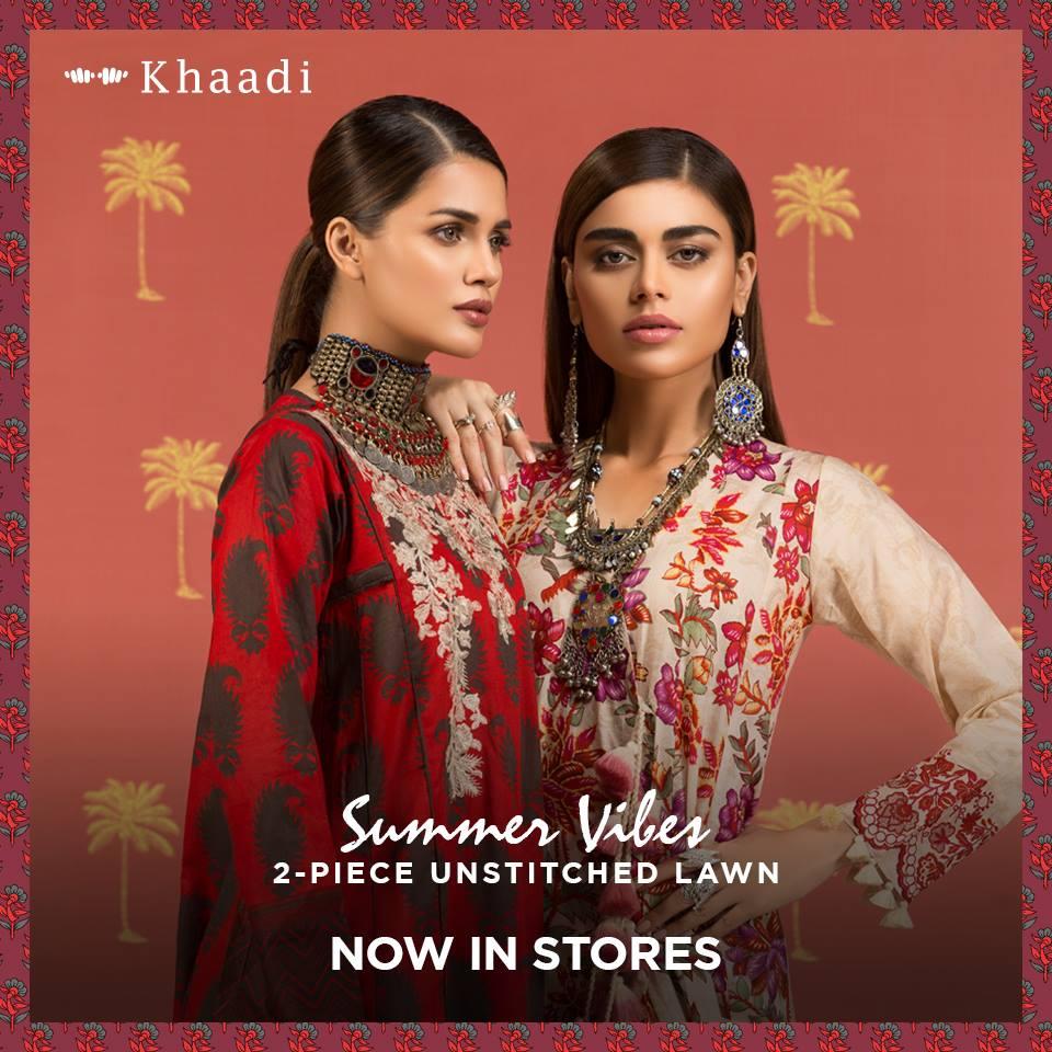 Khaadi Summer Vibes 2