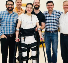Muniba Mazari Walks Again