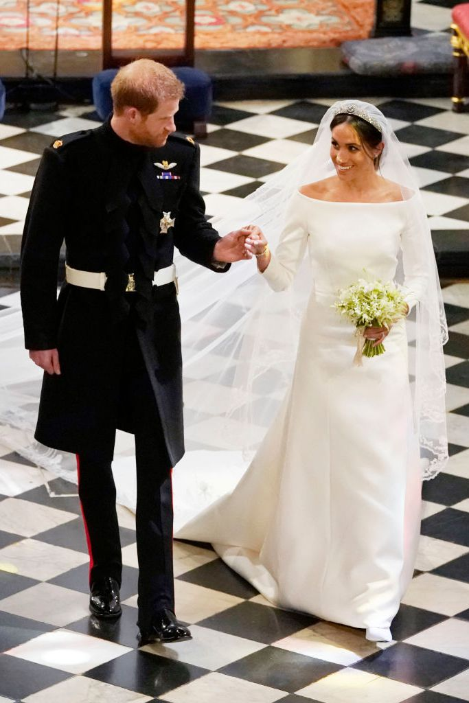 Prince Harry and Meghan Markle Royal Wedding 2a
