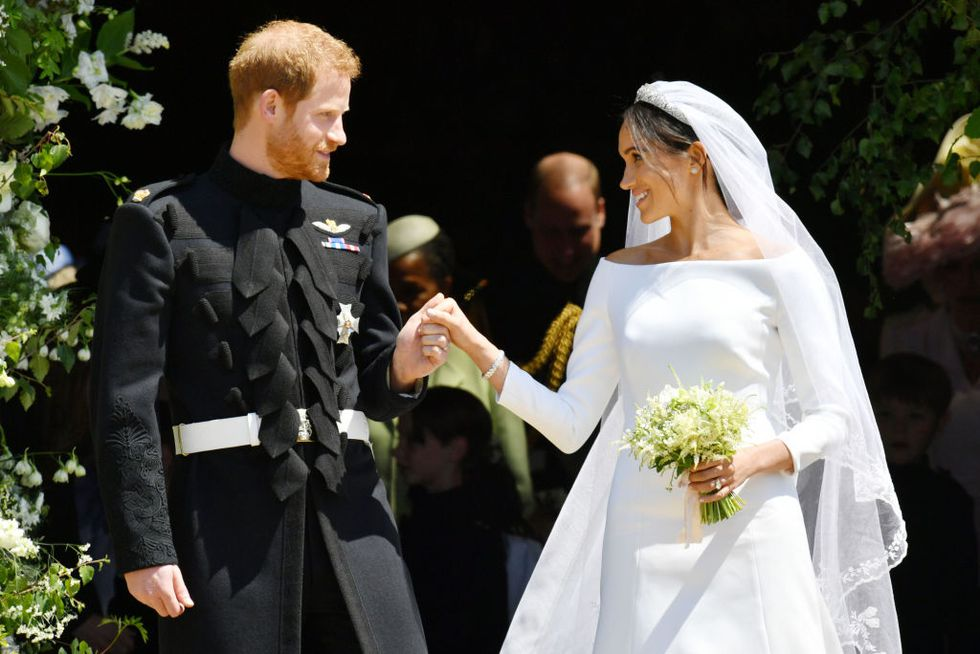Prince Harry and Meghan Markle Royal Wedding 2f
