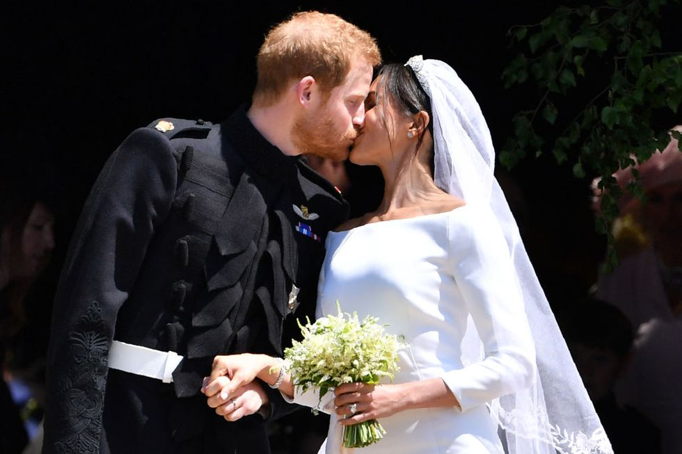 Prince Harry and Meghan Markle Royal Wedding 2g