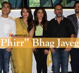 Happy Phirr Bhag Jayegi – Trailer Released