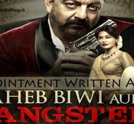 Saheb Biwi Aur Gangster 3 – Disappoints Its Fans