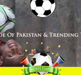 Meet Adeel Hanif The Pride Of Pakistan And Trending Hashtag Too