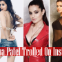 Ameesha Patel Trolled After Sultry Photoshoot By Subi Samuel