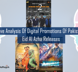 Comparative Analysis: Digital Promotions Of Eid Releases In Pakistan