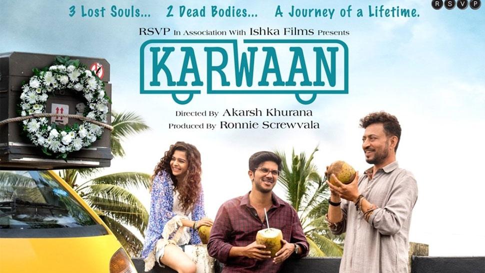 Karwaan Movie Review Mediamagick