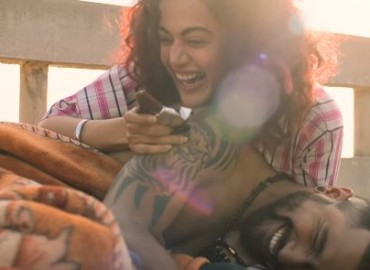 Vicky Kaushal And Taapsee Pannu Rocks It In Manmarziyaan