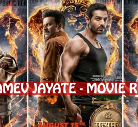 Satyamev Jayate – Action Packed Entertainer
